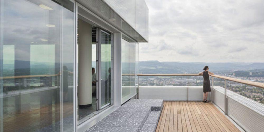 Construction Management Office Tower Bau 2, Basel