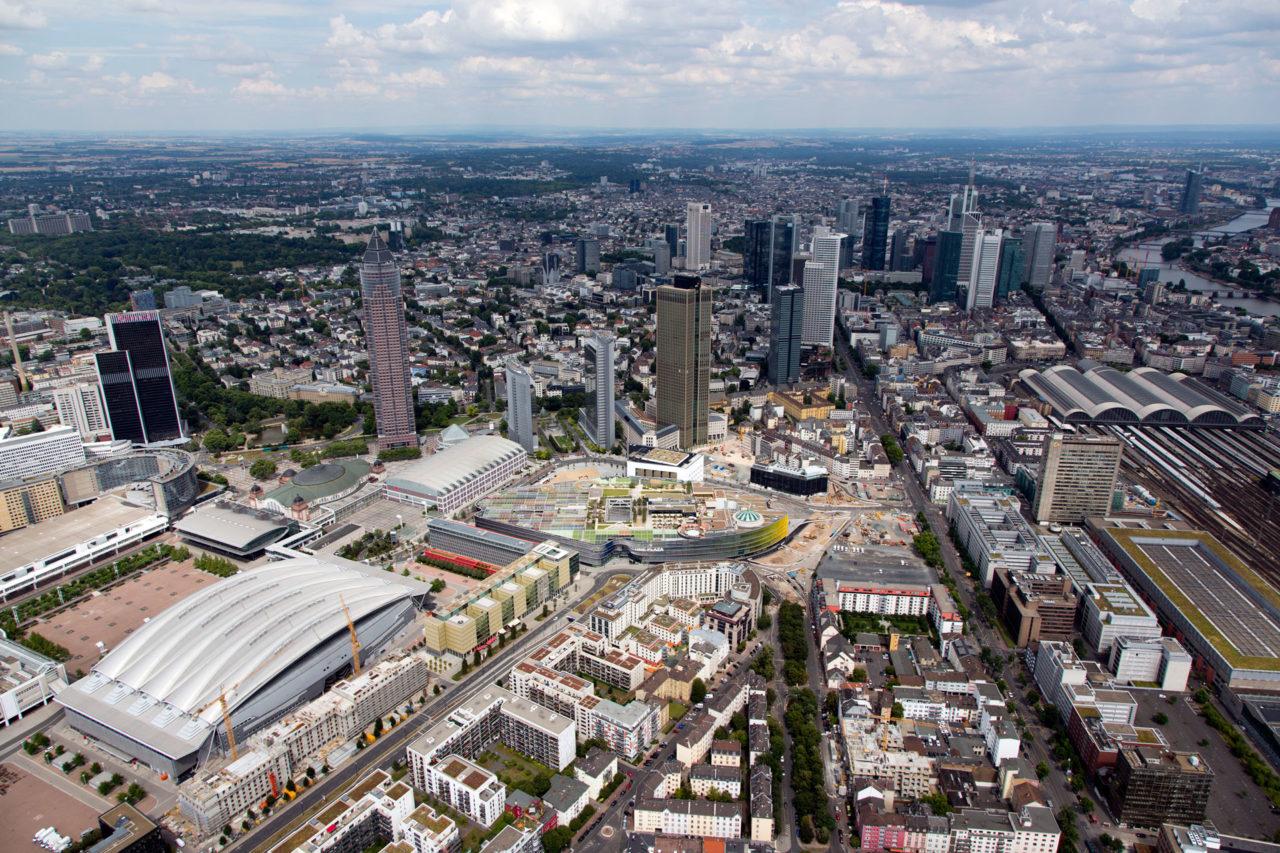 Europaviertel Ost Frankfurt