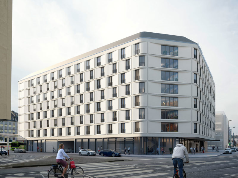 Steigenberger InterCity Hotel Frankfurt