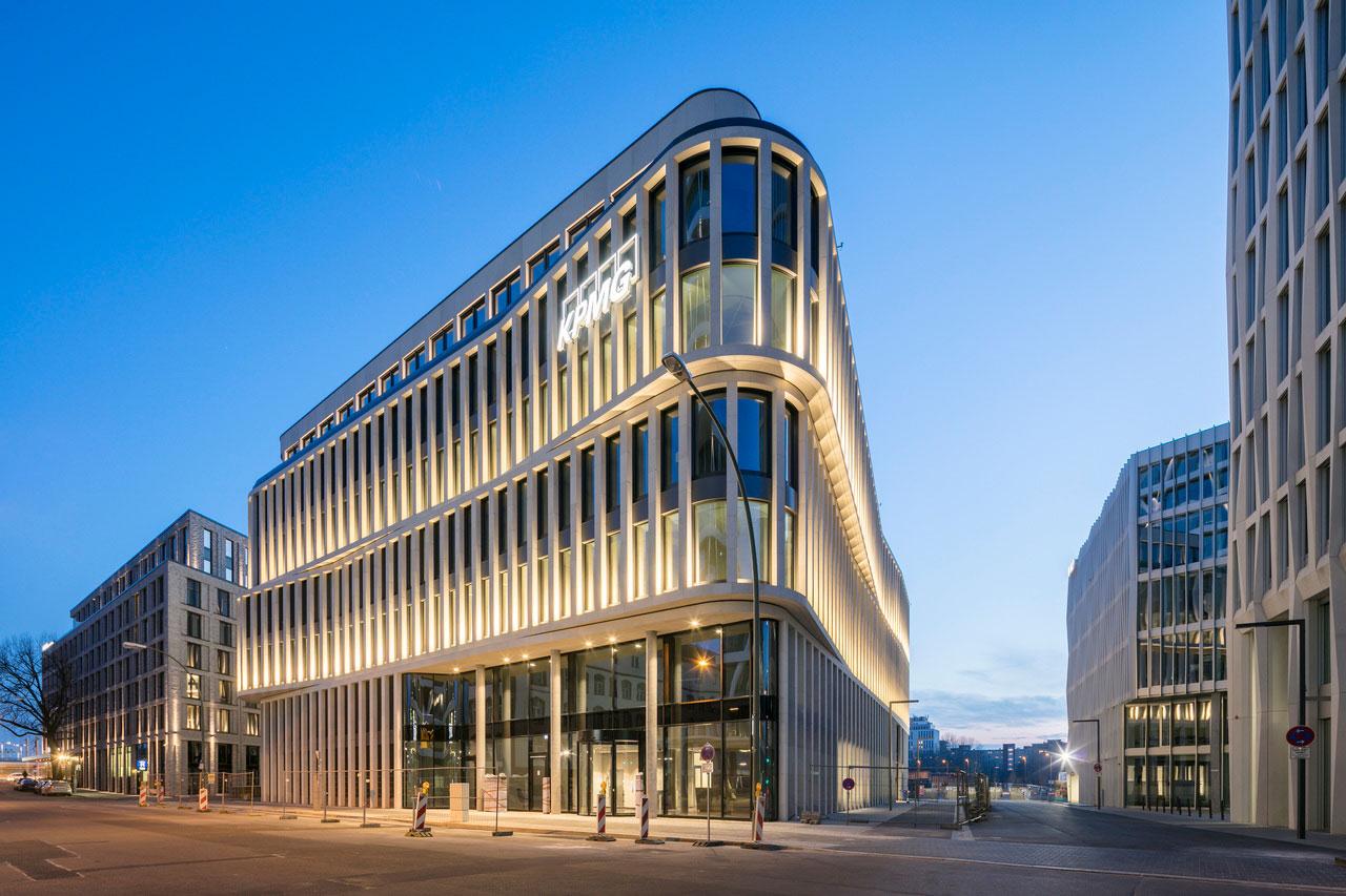 KPMG Gebäude Berlin