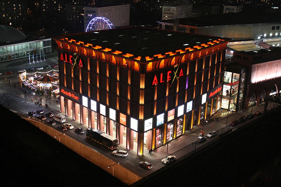 Alexa Shoppingcenter Berlin