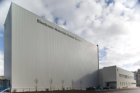 Electronic Materials Center Ludwigshafen