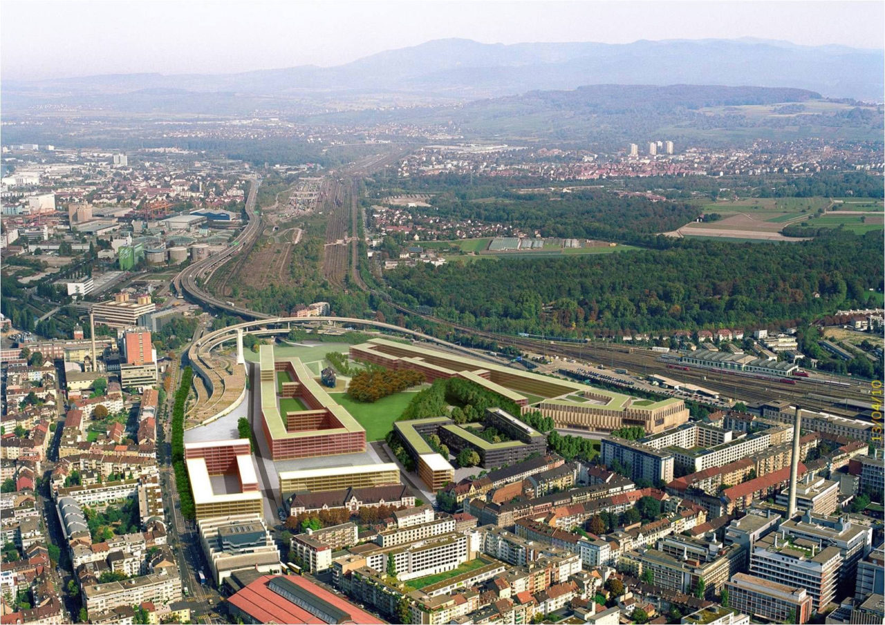 Erlenmatt Basel