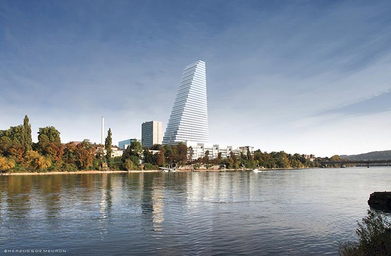 Bau 1 Basel
